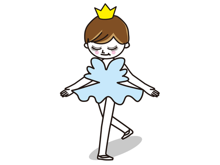 芭蕾舞演示