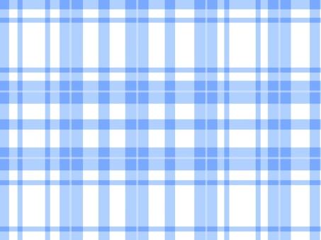 Check pattern (blue, white)