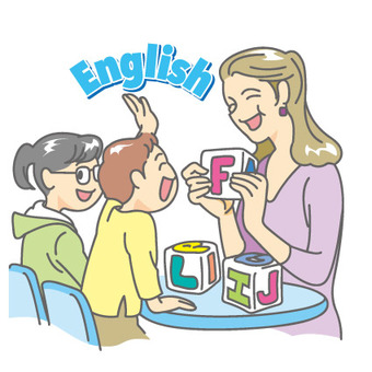 English conversation (child)