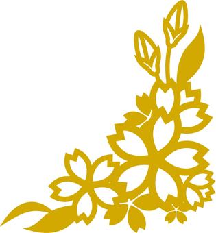 Sakura horoscope _ gold