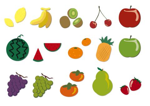 과일 모듬