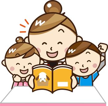 親子閱讀連環畫_ A 02