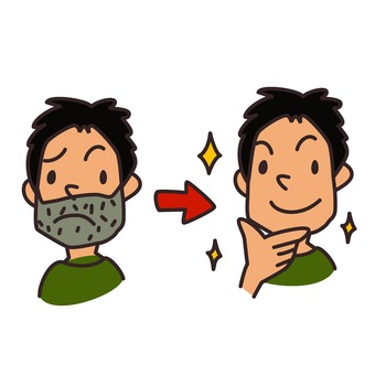 탈모 남성