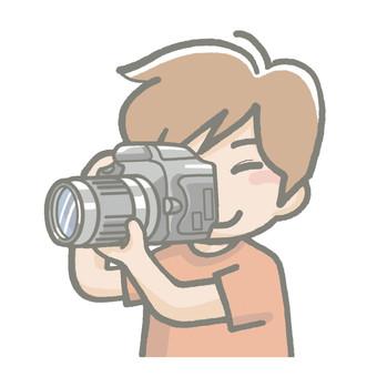 一眼レフカメラ2