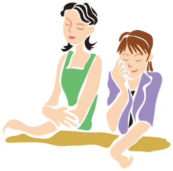 Healing girls