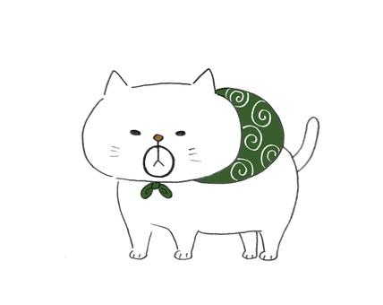 A thief cat