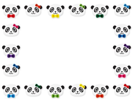 배경 - 팬더 04