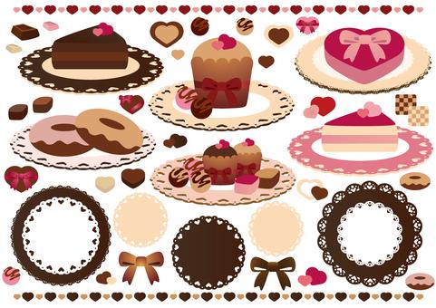 Valentine Material 20