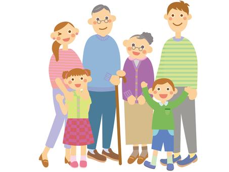 3 семьи домашних хозяйств _ 3