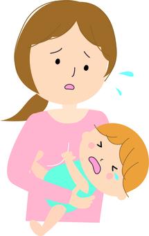 寶貝不要母乳