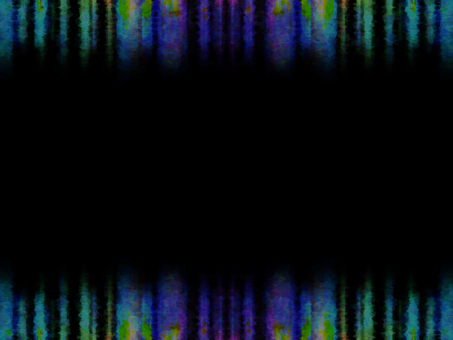 Curtain 3 (black background)