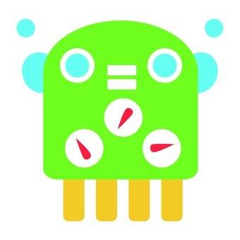 Midori 4-legged robot