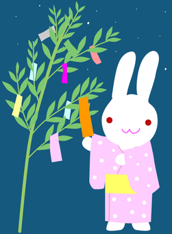 Tanabata Illustration