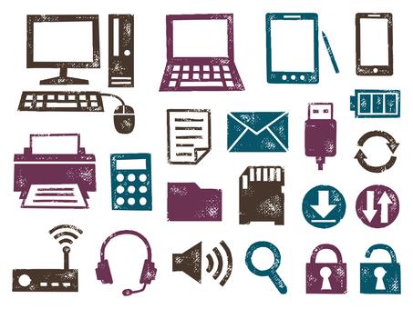 PC手機印章