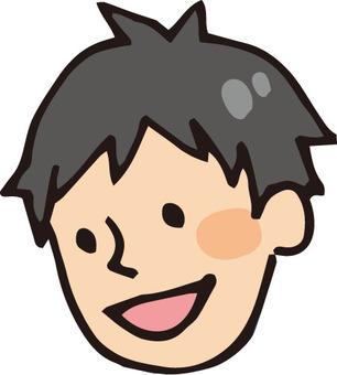 Face icon (Boys 2)