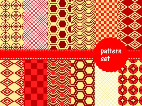 Pattern set 33