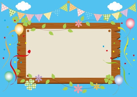 Festival _ bulletin board