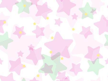 Star pattern 2