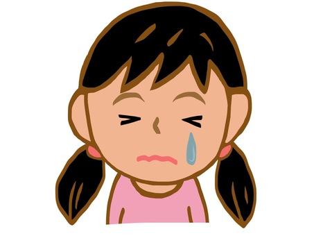 女孩3我哭了
