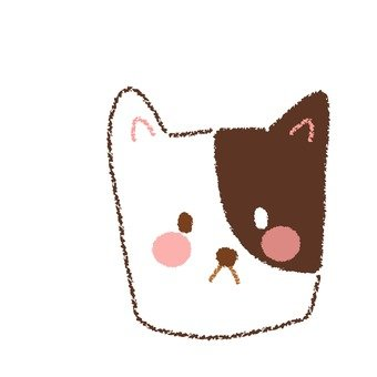 Butch pattern cat