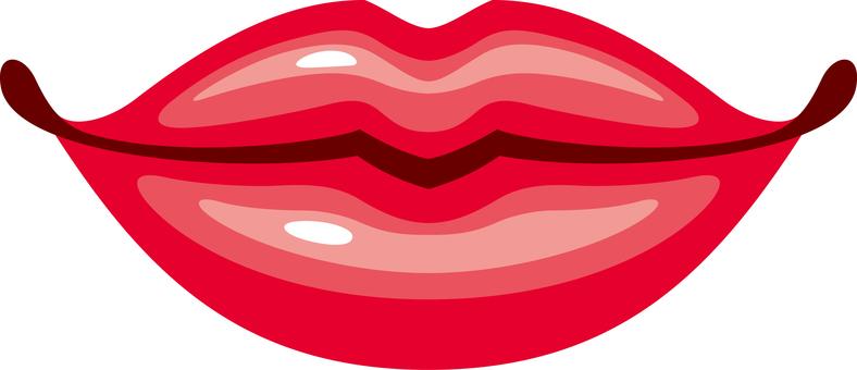 Mouth lip lip lipstick