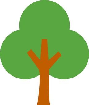Munching tree