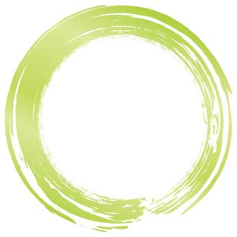 Brush g_ yellow green_v 8