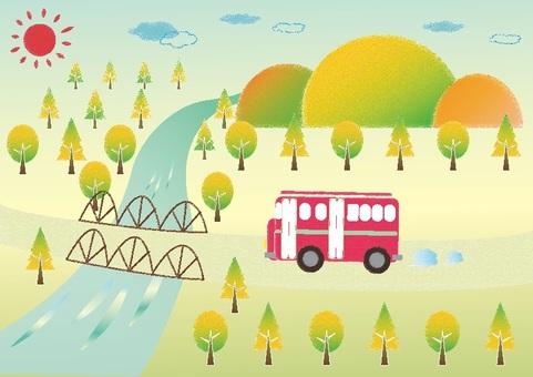 Fairy tale bus 6