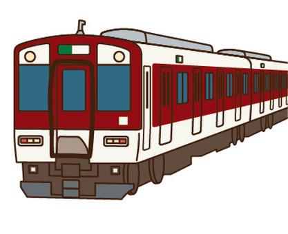 Kintetsu _ urgent 5800 series