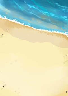 Beach background ②