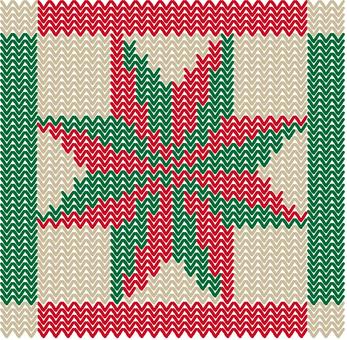 Knit motif