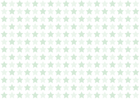Star background star ★ green