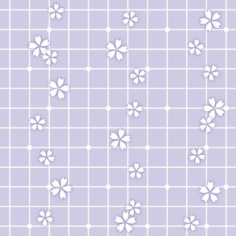 벚꽃 벽지 06
