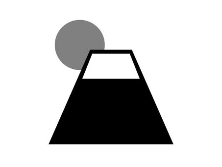 【お正月】富士山日の出