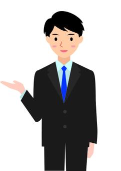 Businessman guide 1