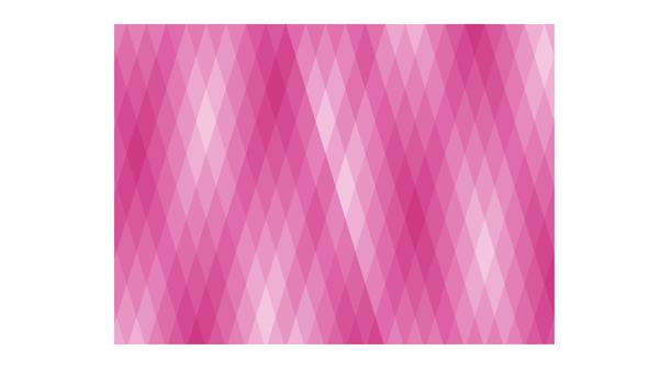Pink geometric pattern