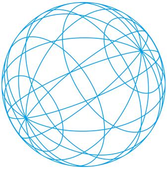 Ball (blue frame)