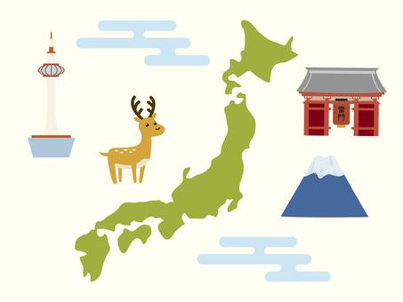 Sightseeing - trip japan -