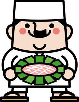 Uncle Fairy Sushi Sushi