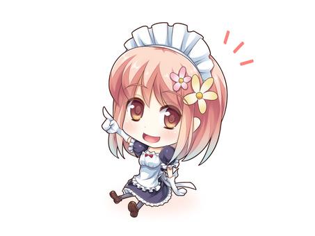 Maid 11 (C)