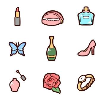 Fashionable women's items