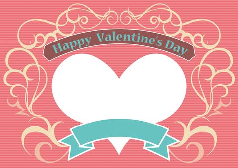 Valentine's frame 12
