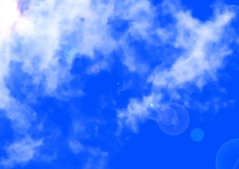 01 맑은 하늘