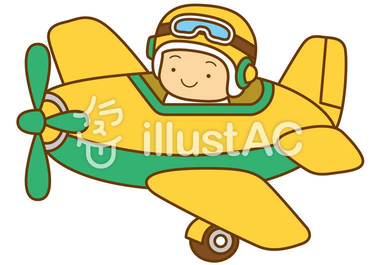 パイロット4cのイラスト