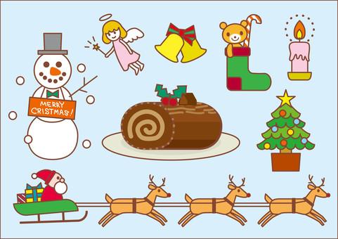 All-around Christmas set