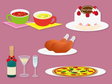 Party cuisine set