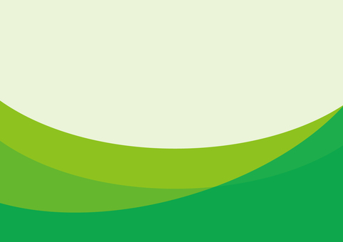Background wave _ Green