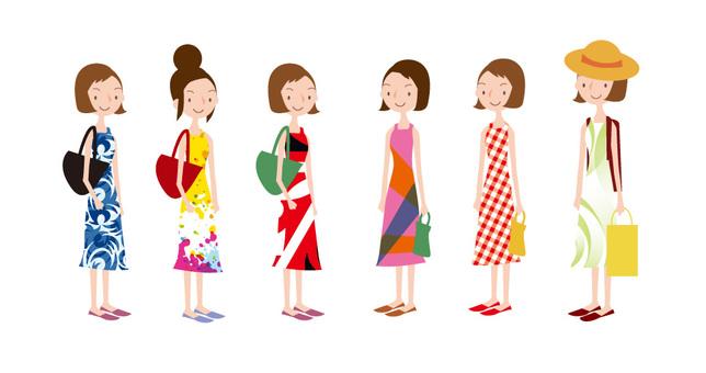 Girls People Women