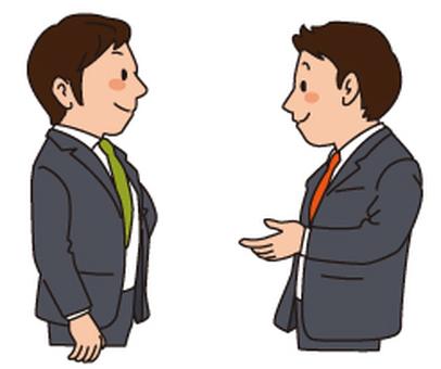 Businessman to negotiate