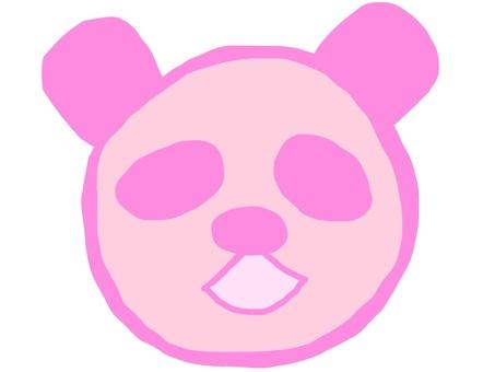 Pink Panda 3